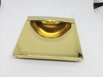 3710/100 Ручка врезная золото глянец