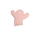 Ручка-кнопка, отделка розовая a427.FAN24RO