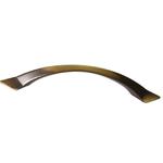 Ручка-скоба 96мм, отделка бронза MZ.300