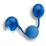 7946AZ Ручка скоба детская, цвет синий 96 мм