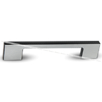 Ручка-скоба 192мм металлик G029.0192.SS